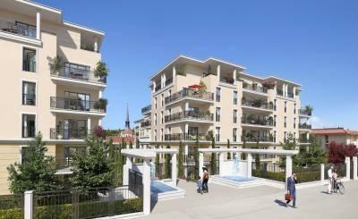 Neubauprojekte Lieferung am 10/23 Aix-en-Provence