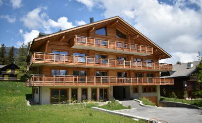 Neubauprojekte Geliefert Crans-Montana
