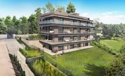 Neubauprojekte Wohnanlage Genève