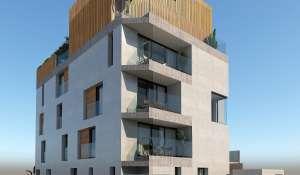 Neubauprojekte Wohnanlage Madrid