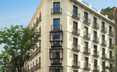 Neubauprojekte Geliefert Madrid