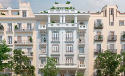 Neubauprojekte Lieferung am 12/21 Madrid