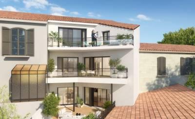 Neubauprojekte Lieferung am 12/21 Aix-en-Provence