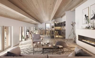 Neubauprojekte Wohnung Demi-Quartier