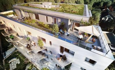 Neubauprojekte Wohnung Praha