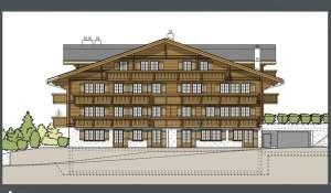 Neubauprojekte Wohnung Saanenmöser