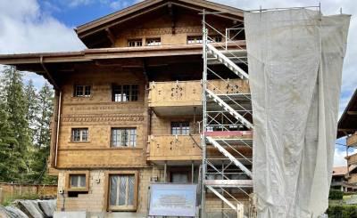 Neubauprojekte Geliefert Saanenmöser