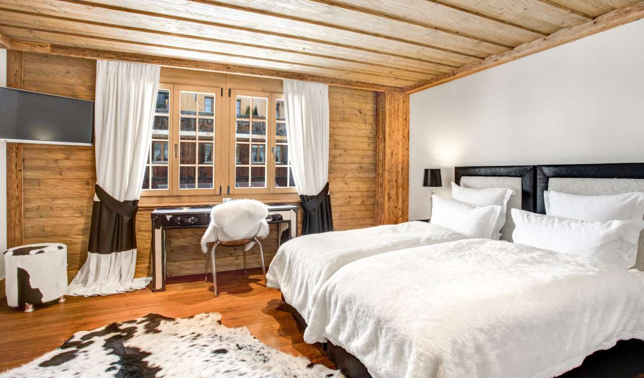 Saisonvermietungen Chalet Lauenen bei Gstaad