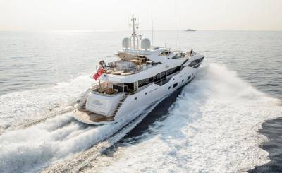 Saisonvermietungen Motor Yacht Cannes