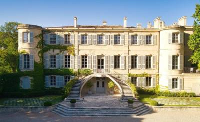 Saisonvermietungen Schloß Les Baux-de-Provence