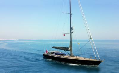 Saisonvermietungen Segelschiff Saint-Tropez
