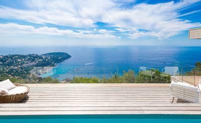 Saisonvermietungen Villa Roquebrune-Cap-Martin