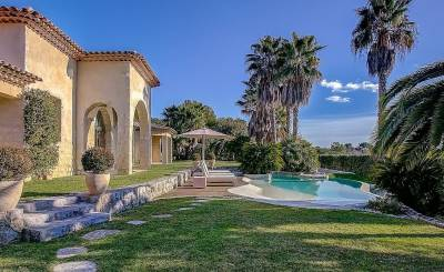 Saisonvermietungen Villa Roquefort-les-Pins