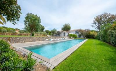 Saisonvermietungen Villa Saint-Tropez