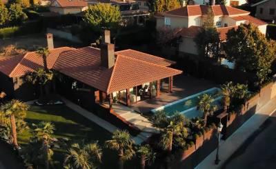 Saisonvermietungen Villa Salamanca