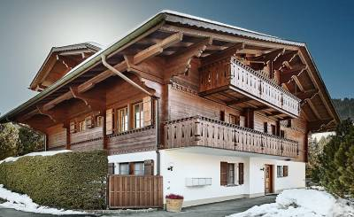 Saisonvermietungen Wohnung Gstaad
