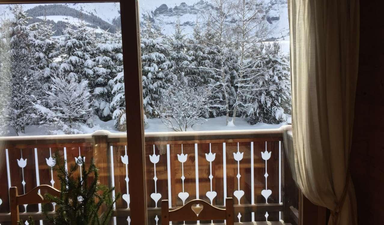 Saisonvermietungen Wohnung Megève