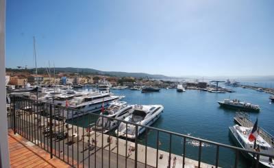 Saisonvermietungen Wohnung Saint-Tropez
