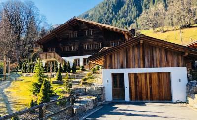 Verkauf Chalet Gsteig bei Gstaad