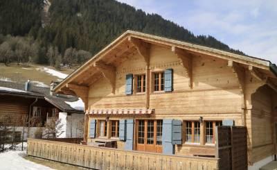 Verkauf Chalet Lauenen bei Gstaad