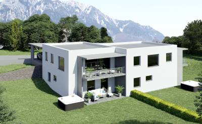 Verkauf Doppelhaushälfte Bouveret
