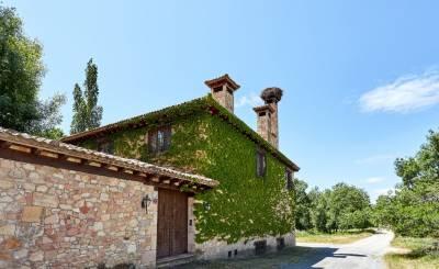 Verkauf Herrenhaus Segovia
