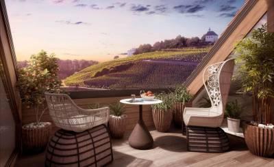 Verkauf Penthouse Praha