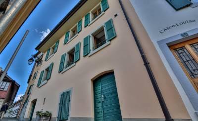 Verkauf Stadthaus Montreux