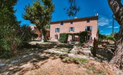 Verkauf Steinhaus Villelaure