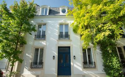 Verkauf Townhouse Paris 16ème