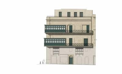 Verkauf Townhouse Valletta