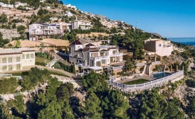 Verkauf Villa Altea