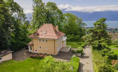 Verkauf Villa Blonay