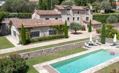 Verkauf Villa Grasse