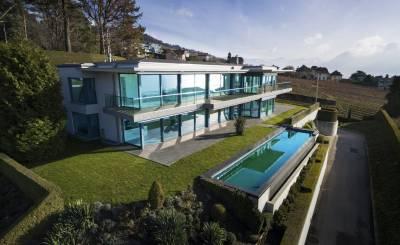 Verkauf Villa Lutry