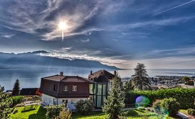 Verkauf Villa Montreux