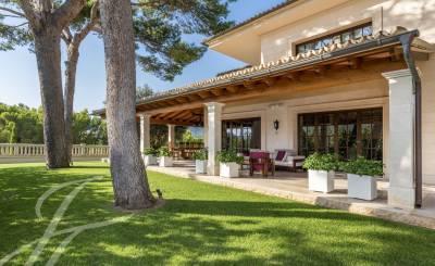 Verkauf Villa Peguera