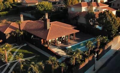 Verkauf Villa Salamanca