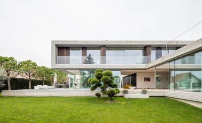 Verkauf Villa Tannay