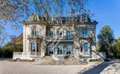 Verkauf Villa Versoix