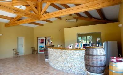 Verkauf Weingut Rochefort-du-Gard