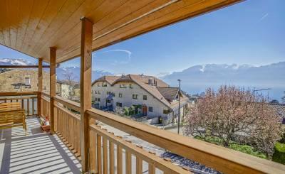 Verkauf Wohnung Corseaux