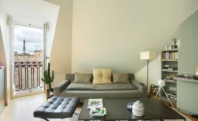 Verkauf Wohnung Paris 16ème