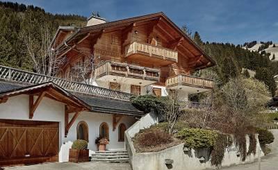 Verkauf Wohnung Rougemont