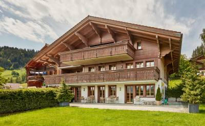 Verkauf Wohnung Schönried