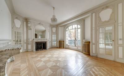 Vermietung Anwesen Paris 16ème