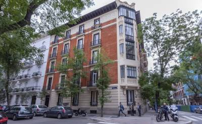 Vermietung Büro Madrid