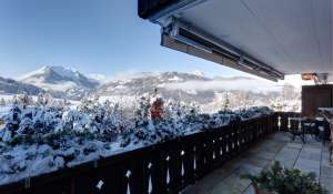 Vermietung Chalet Gstaad