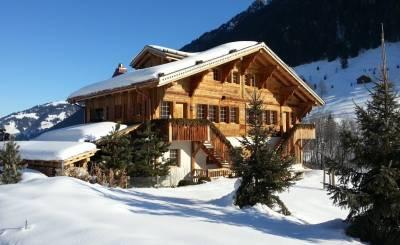Vermietung Chalet Lauenen bei Gstaad