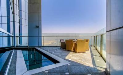 Vermietung Duplex Dubai Marina
